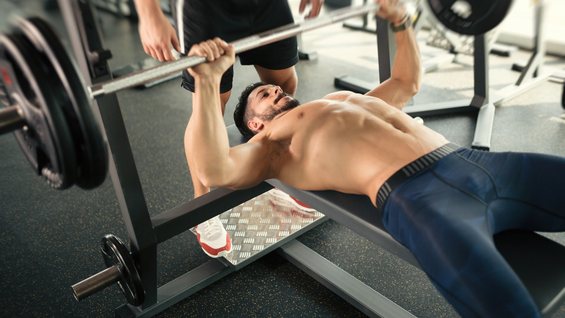 Bench Press Plateau - 5 Exercises That Will Help