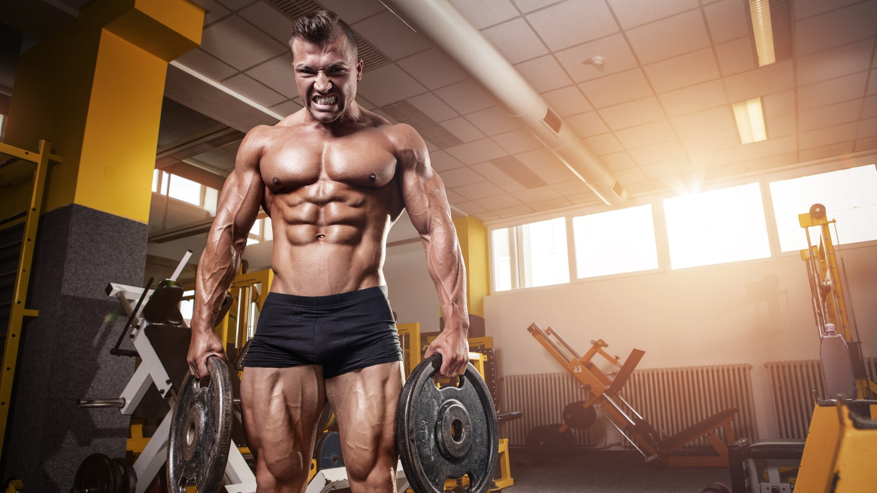 Build an Ideal Physique Using This X-Frame Aesthetic Workout