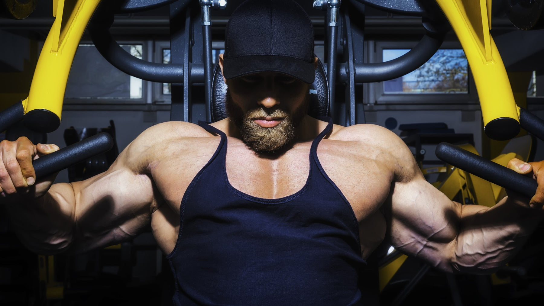 Negative Reps - Pump Up Your Muscle Growth