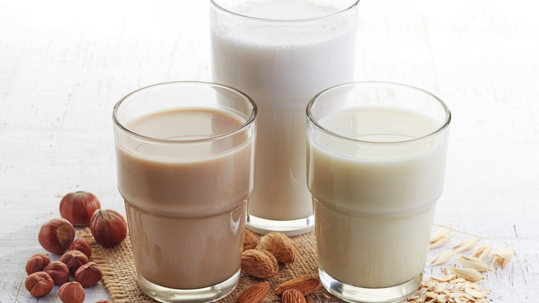 Types of Milk to Meet Your Dietary Needs