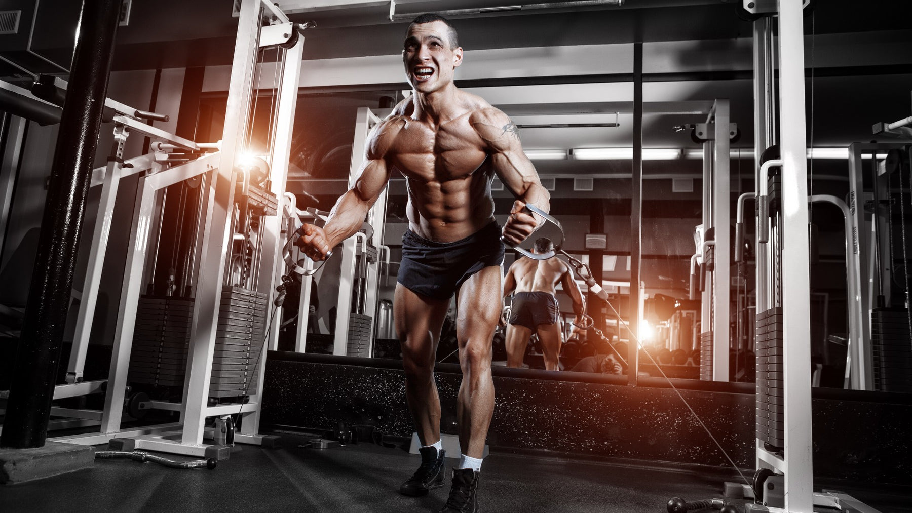 Pre-Exhaust Training - Power Up Your Muscle Building Efforts