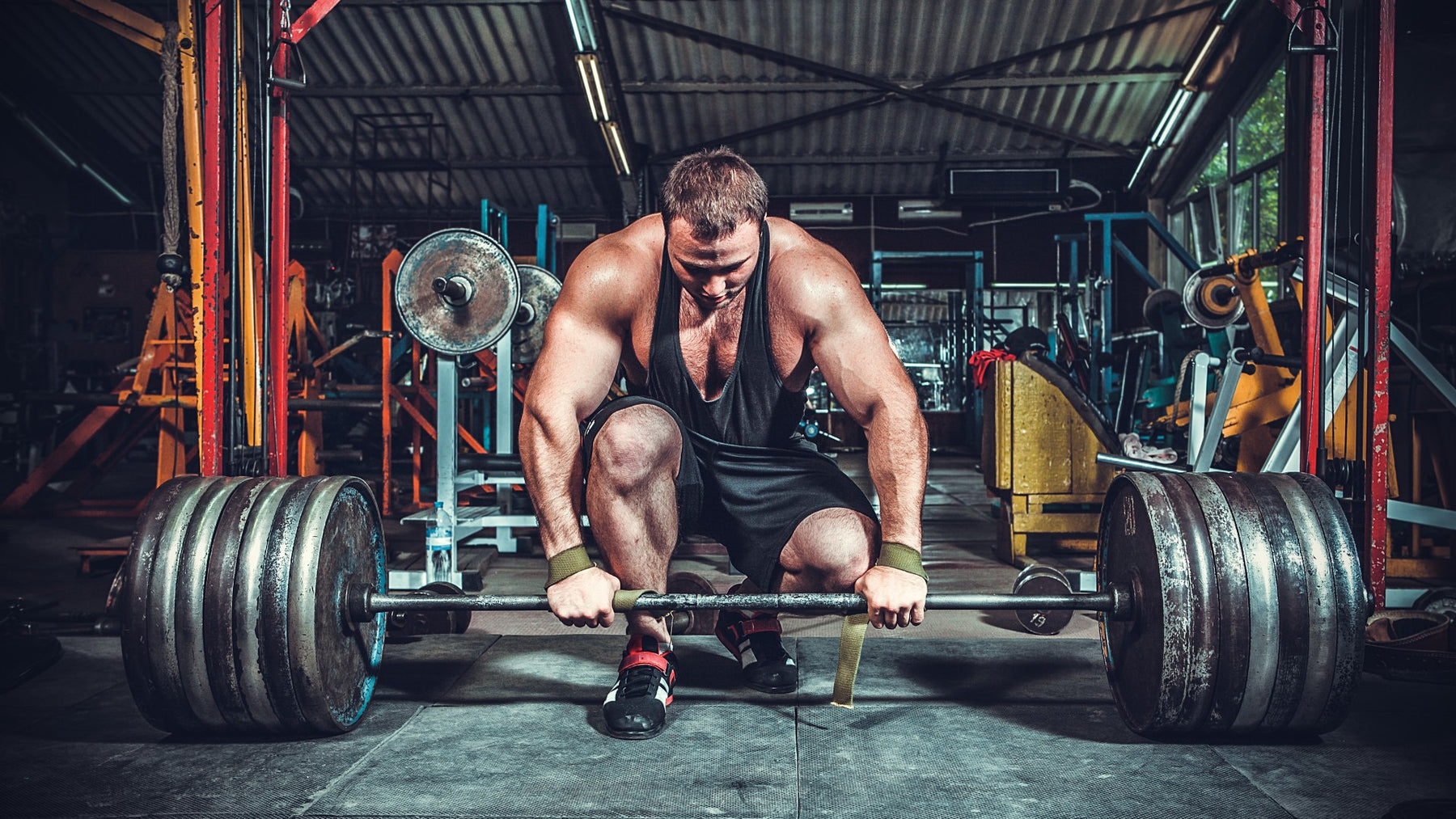 Deadlift Strength - 5 Plateau-Busting Exercises for a Big Pull