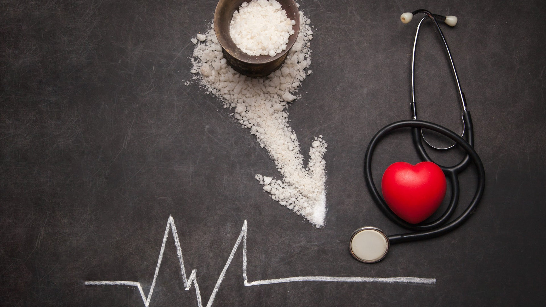 Sodium Intake Found to Decrease Blood Pressure