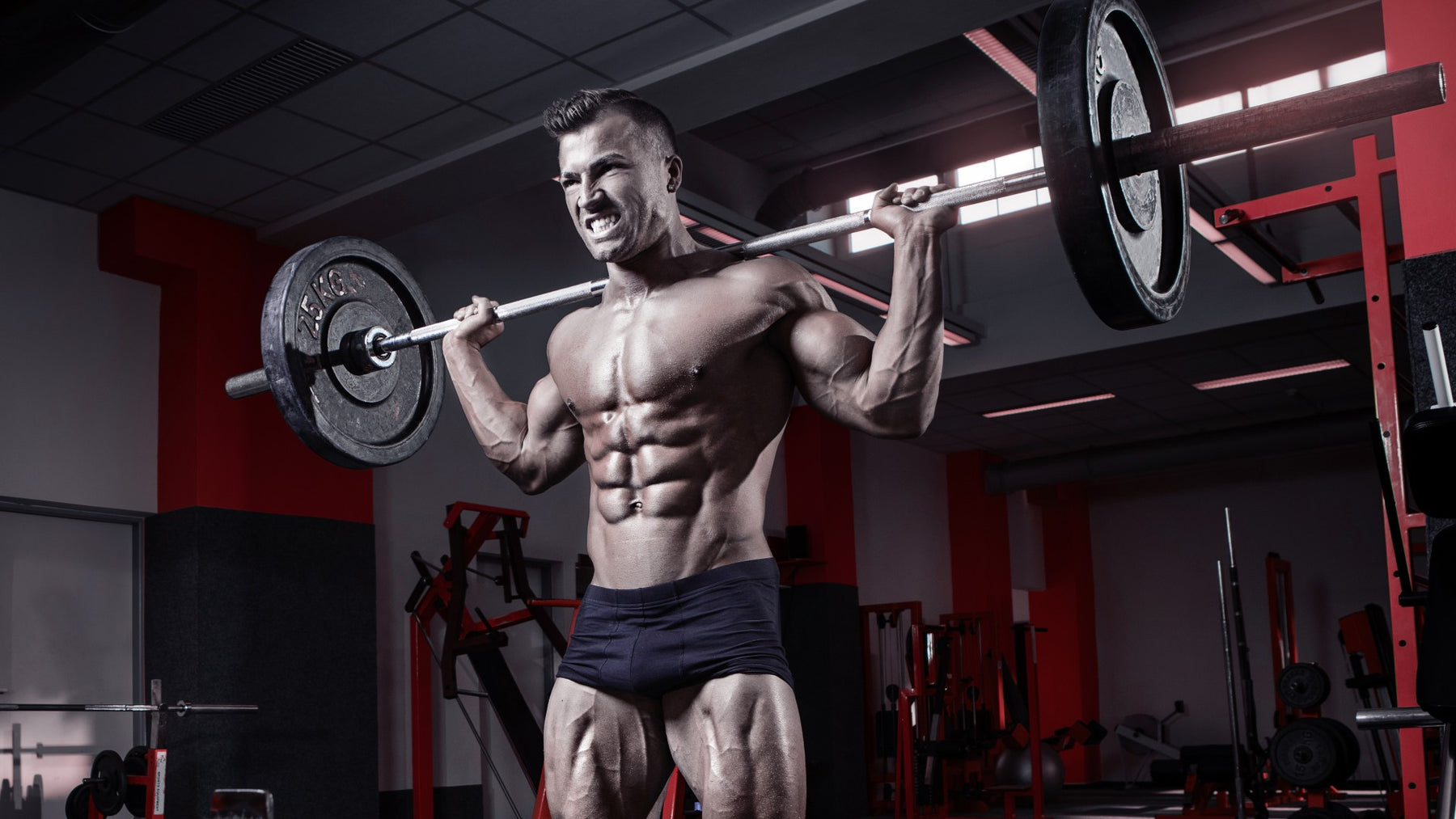 Light Weight, Baby! 20 Heavy Compound Exercises For Brutal Bulk