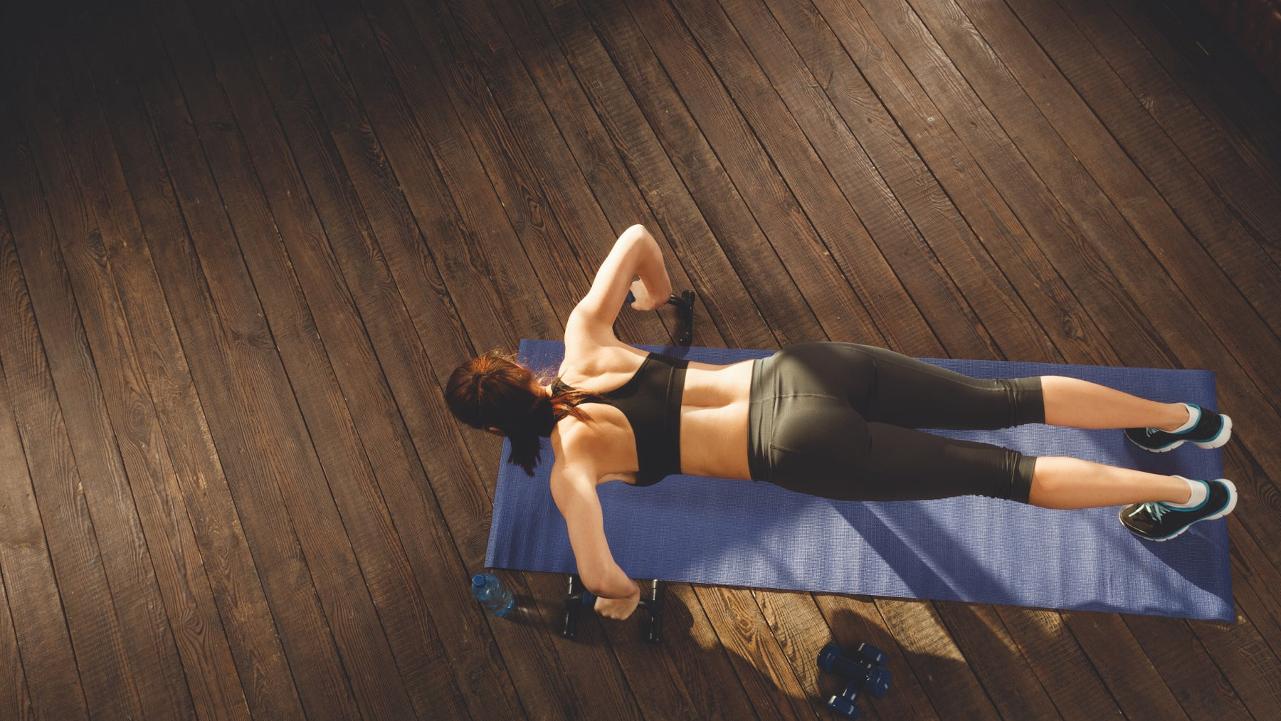 Get In Shape at Home With These 8 Awesome Exercises