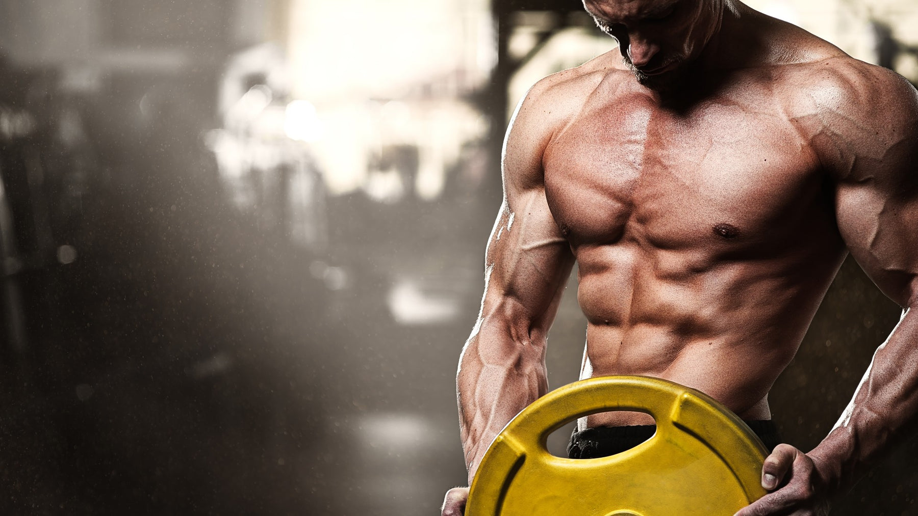 8 One Plate Exercises That Build Muscle