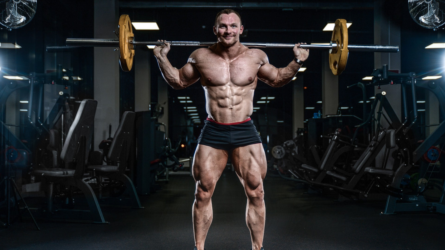 Leg Workout - Building Big Legs One at a Time