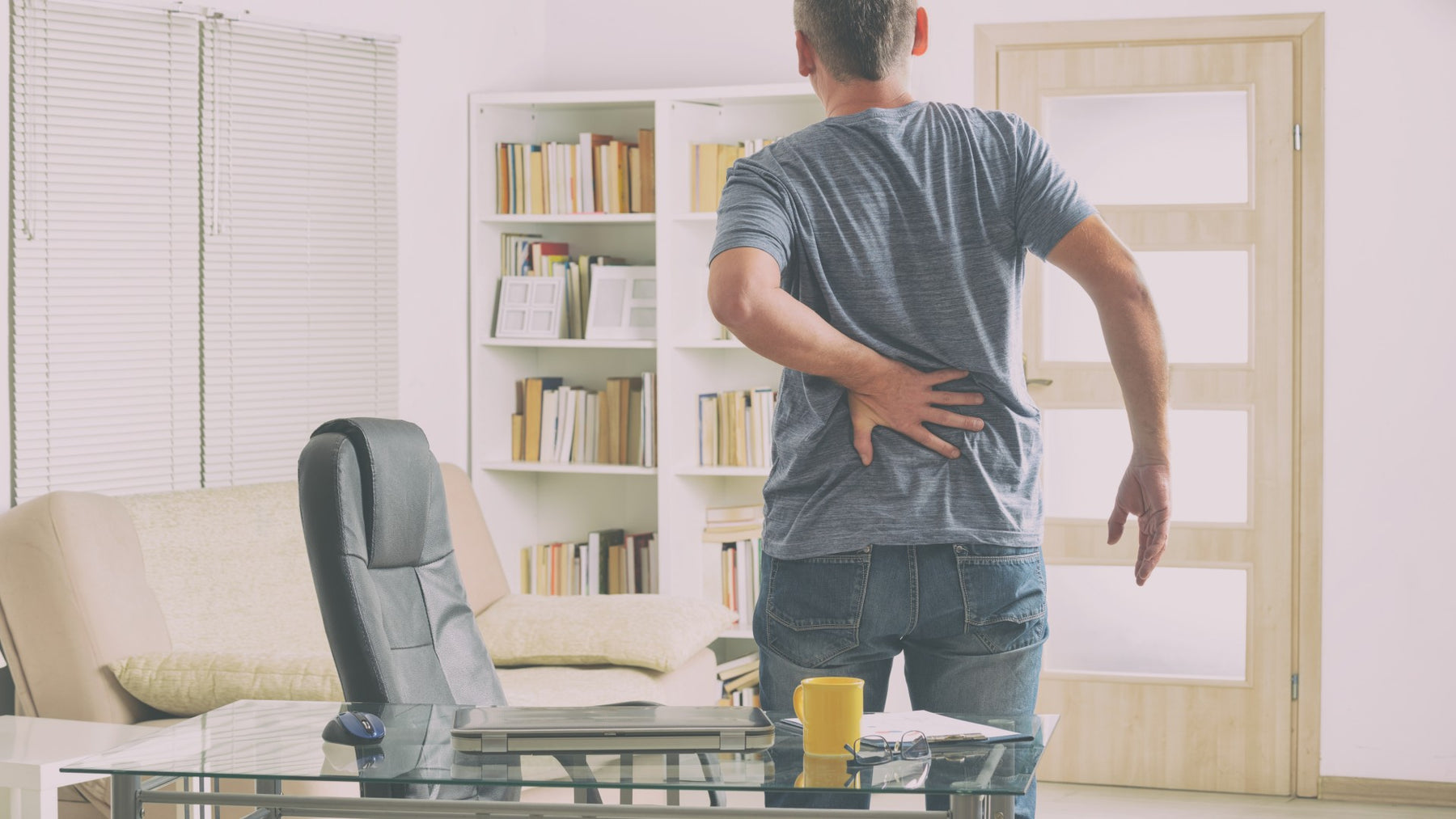 Standing Desk - Worse for Health Than Sitting?