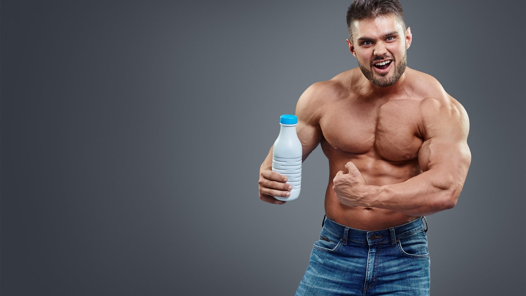 Why Do Bodybuilders Want Her Breast Milk?