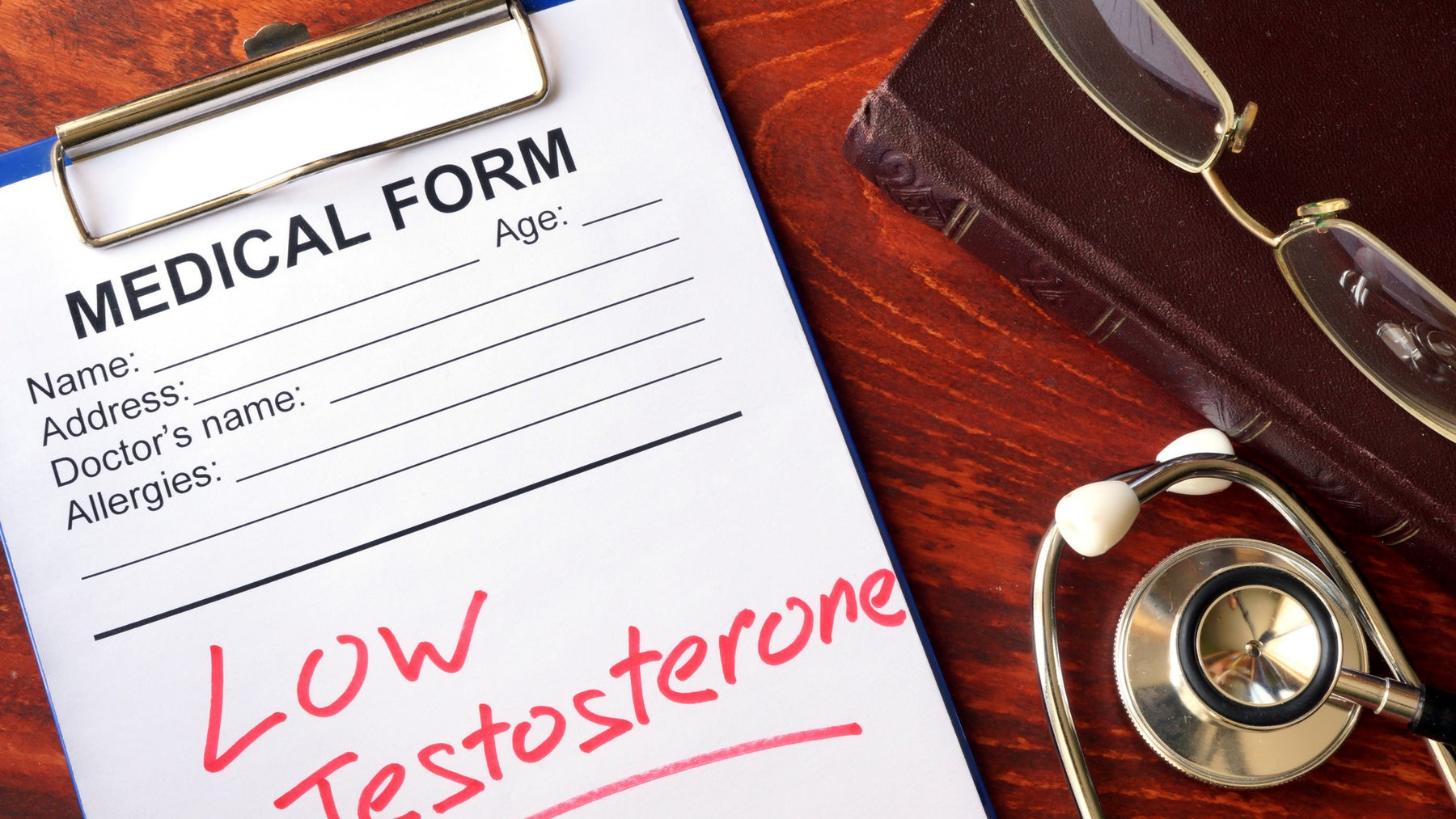 How to Fix Low Testosterone and Dropping Sperm Counts