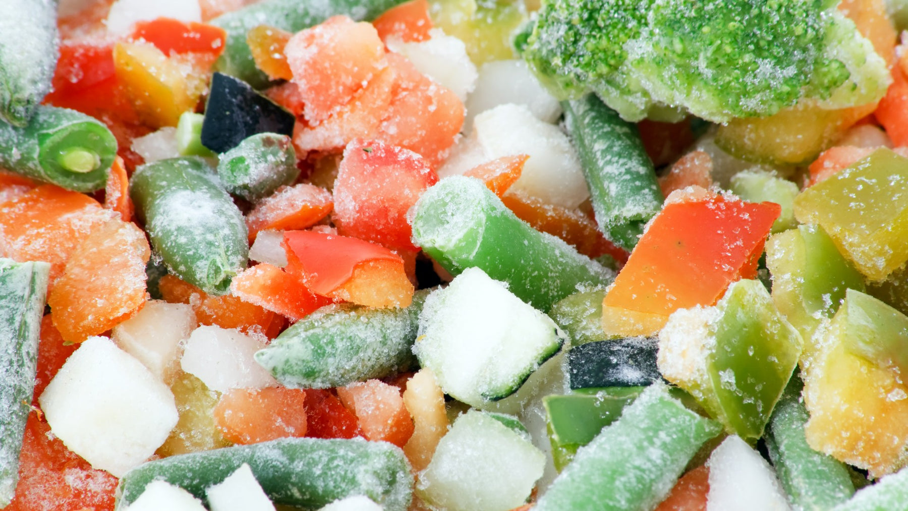 Frozen Vegetables & Fruit - Worse for You Than Fresh?