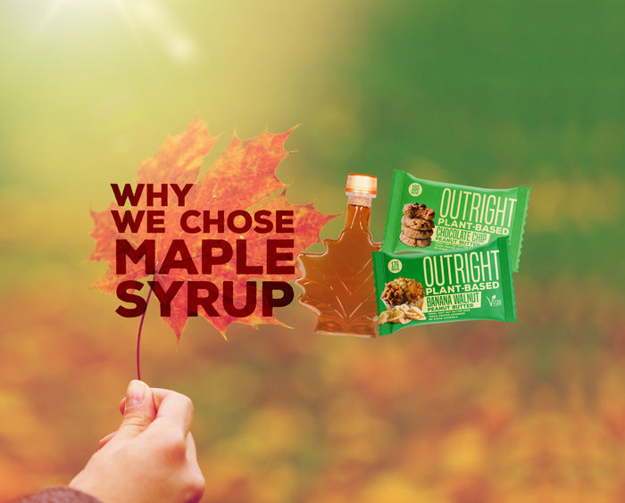 Why We Chose Maple Syrup