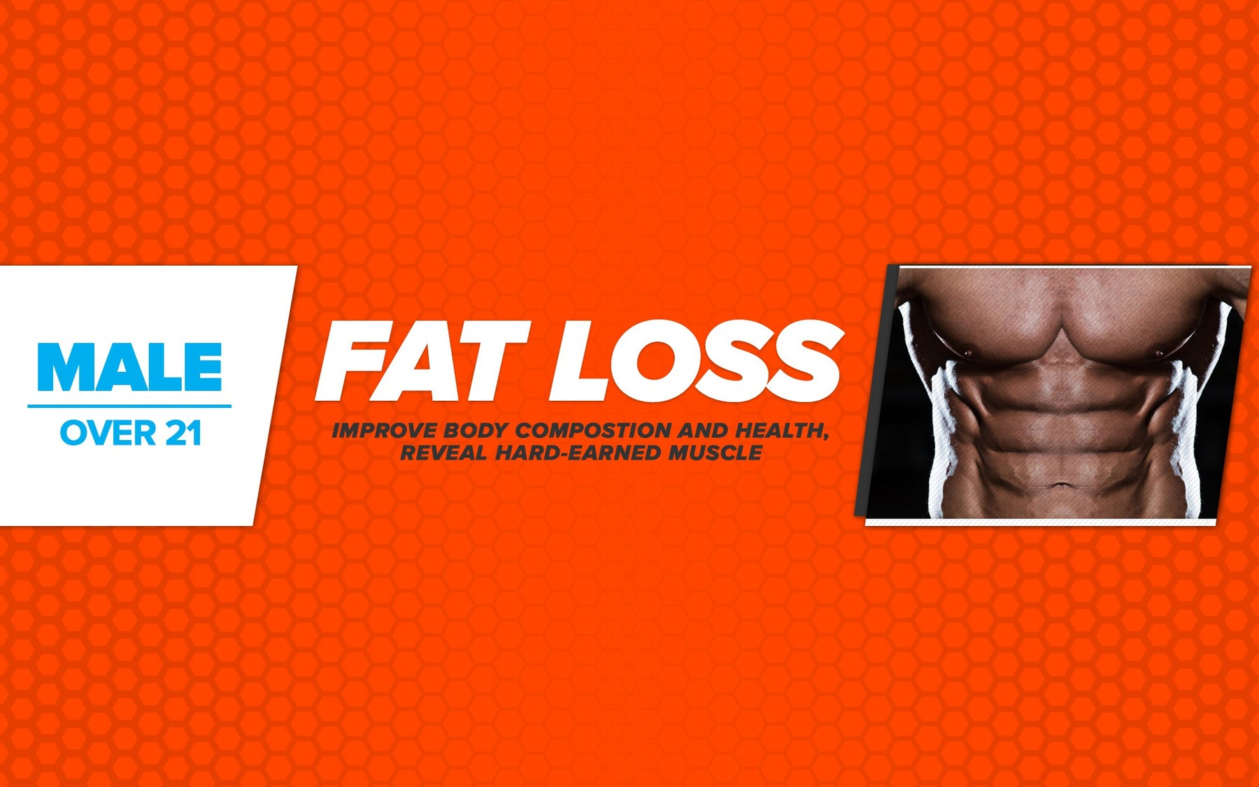 Free Workout Plan - Male - Over 21 - Fat Loss