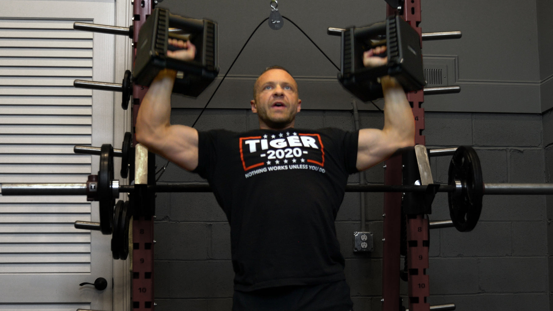 5 Shoulder Press Variations For Big Shoulders