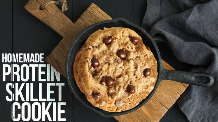 Protein Skillet Chocolate-Chip Cookie