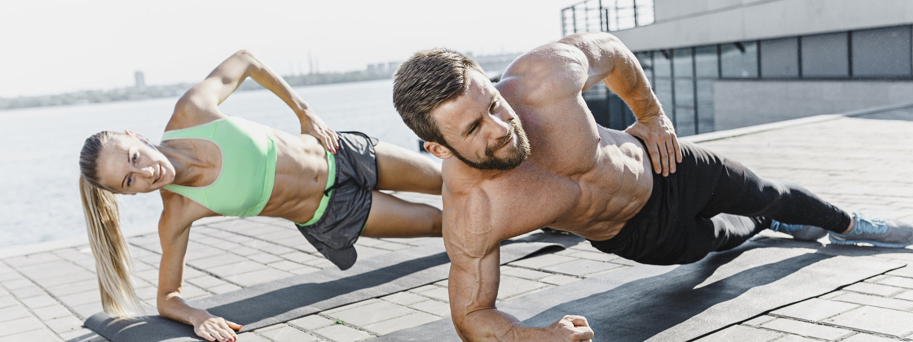 Try These 8 Moves for a Bulletproof Core