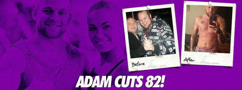 Transformation: Adam Craft Cuts an Incredible 82 Pounds!