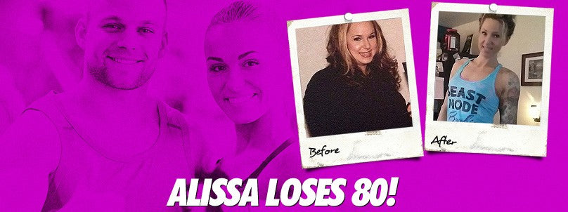 Transformation: Overweight Teen Alissa Seidel Loses 80 Pounds!