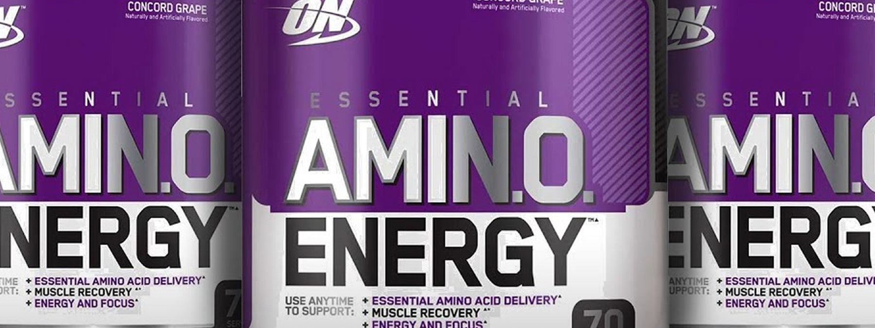 Amino Energy - Quick Guide to Benefits and Ingredients