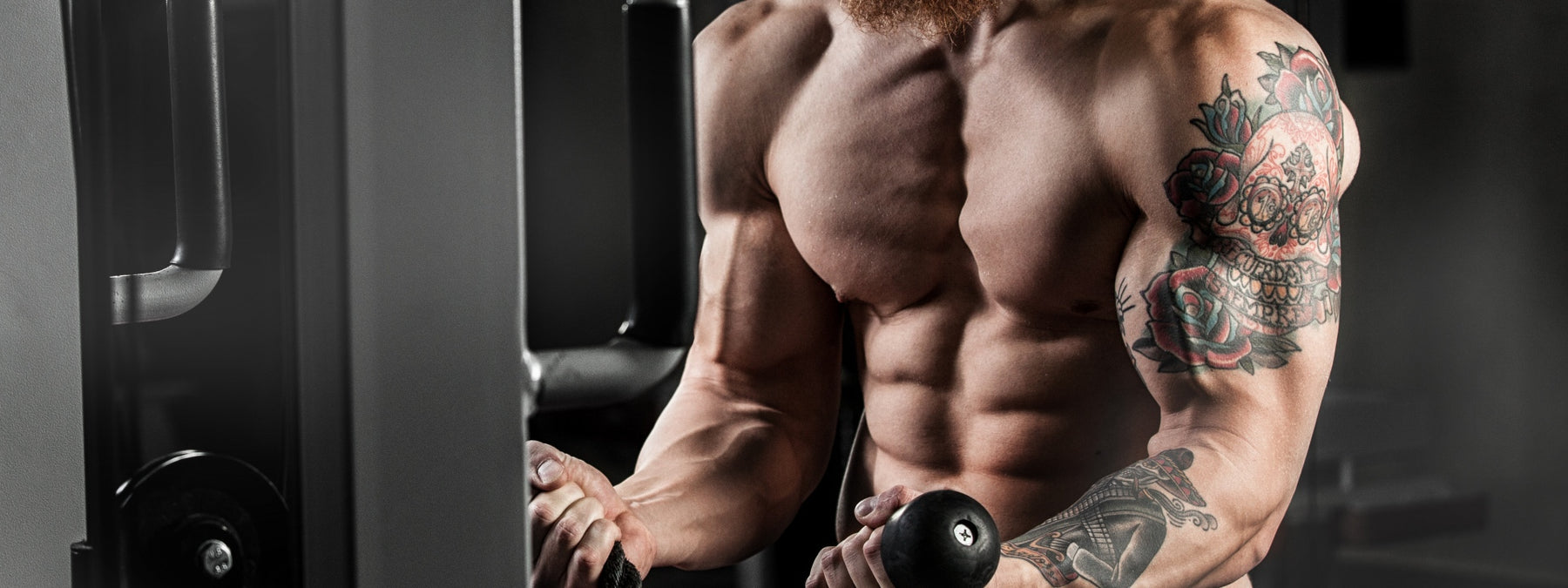 Red, White, and GAINZ Sleeve-Splitting Arm Workout