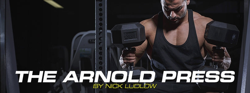 How to Perform the Dumbbell Arnold Press