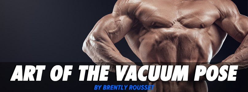 Vacuum Pose: Learning the Art of This Classic Bodybulding Look