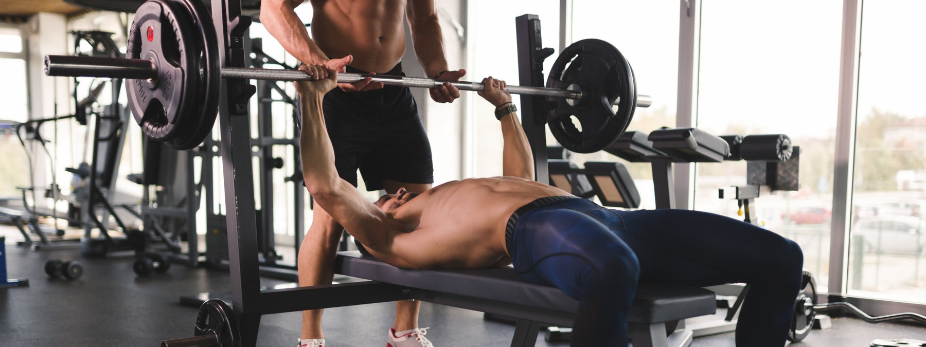 Powering Up Muscle Hypertrophy With the Squat, Deadlift and Bench Press