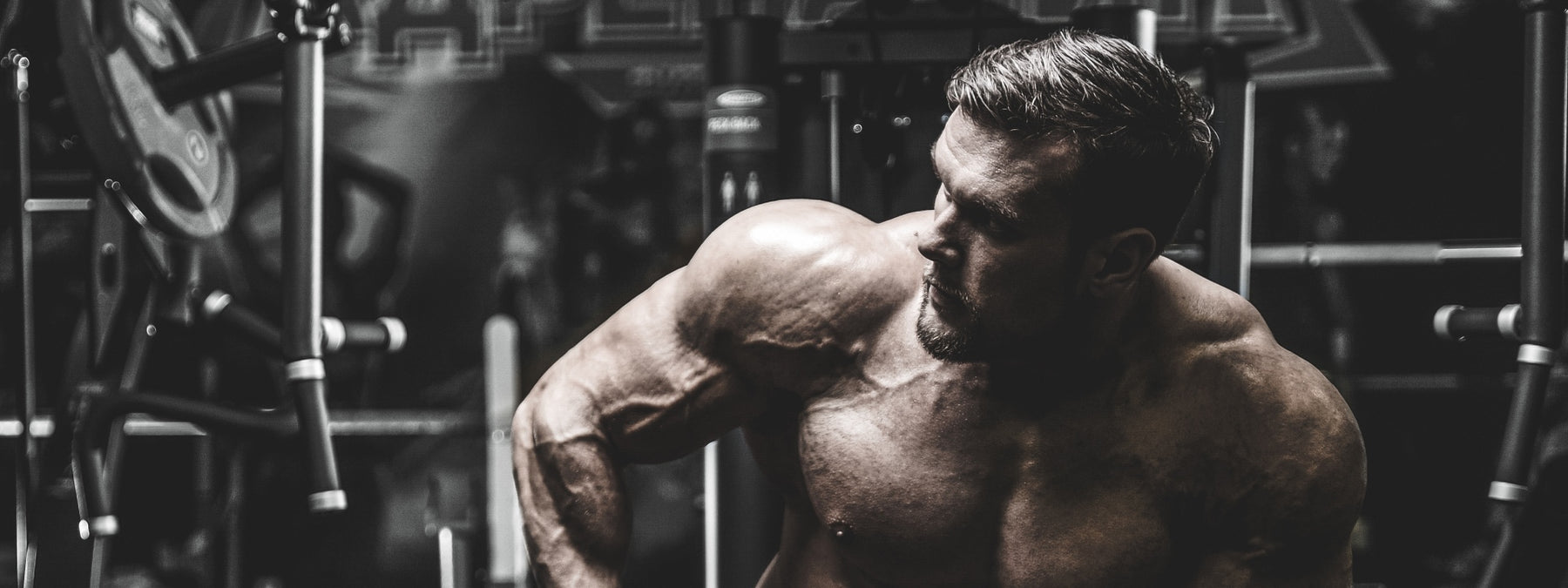 How to Get Big Shoulders: The Intermediate's Guide