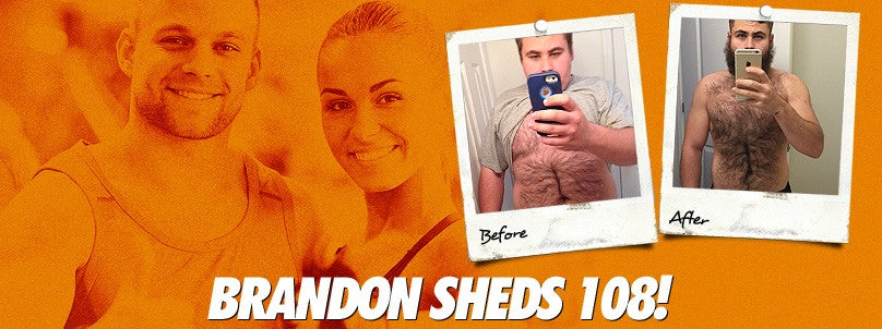 Transformation: Brandon Solomon Sheds 108 Pounds