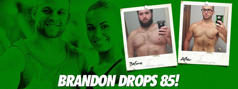 Transformation: Brandon Daugherty Drops 85 Pounds!