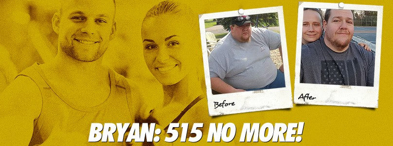 Transformation: Bryan Henry is 515 Pounds No More!