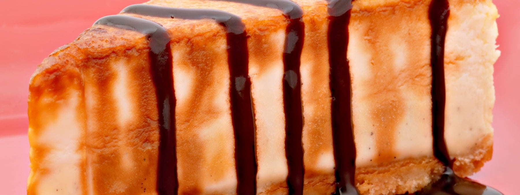 High Protein Caramel Cake Recipe With a Chocolate Cream Cheese Filling
