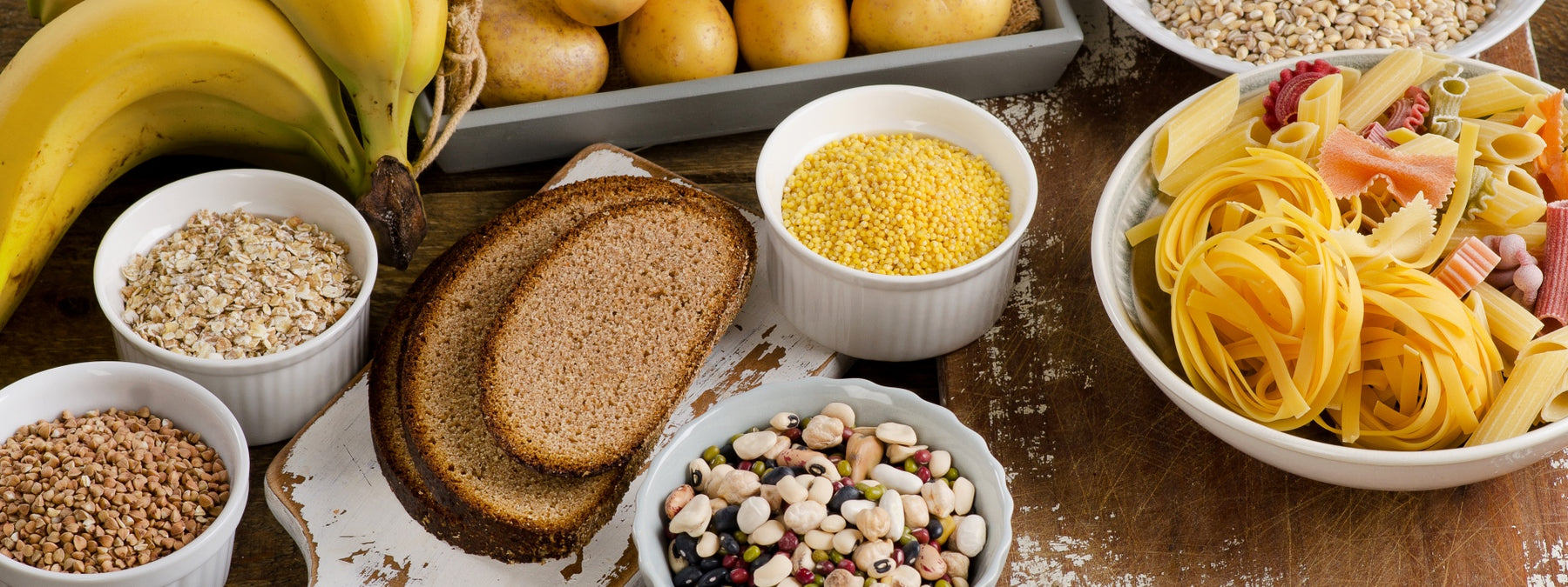 4 Myths About High Carbohydrate Foods That Need to be Buried