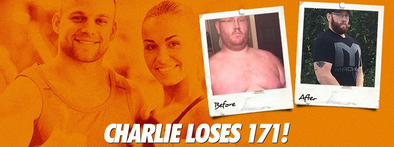Transformation: Charlie Crabtree Destroys a 171 Pound Weight Loss!