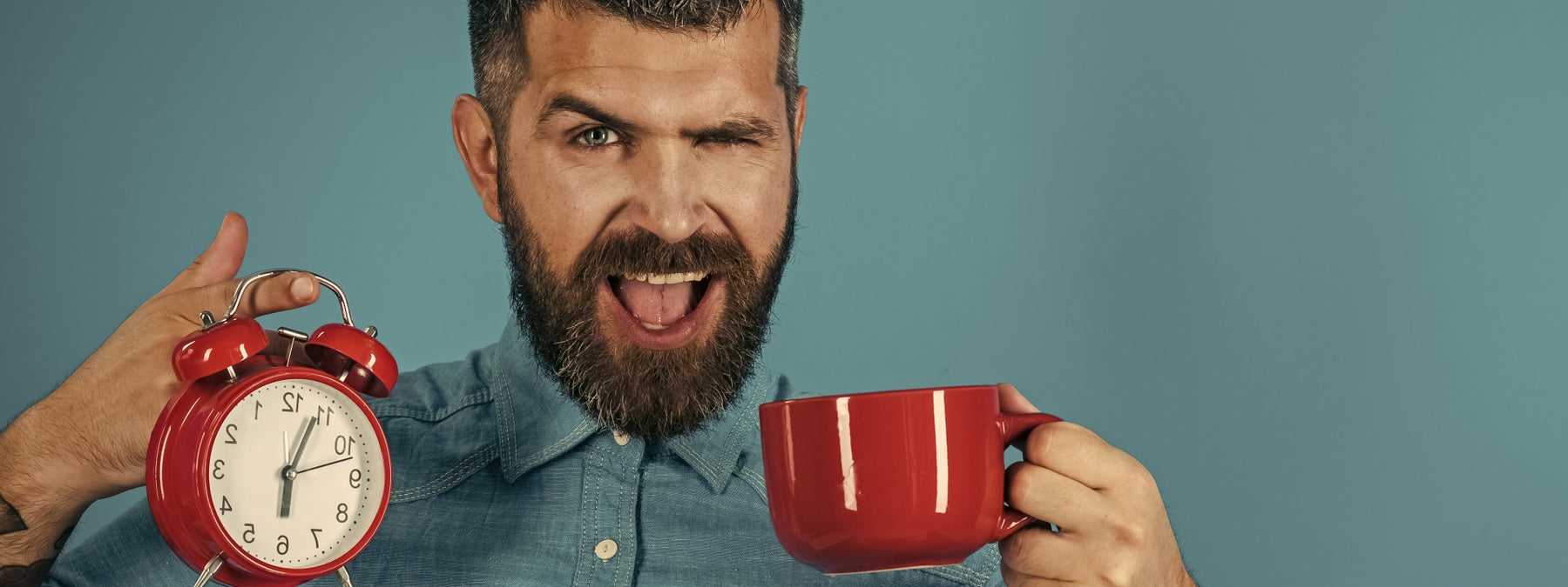 Coffee vs. Energy Drinks - The Results Might Scare You
