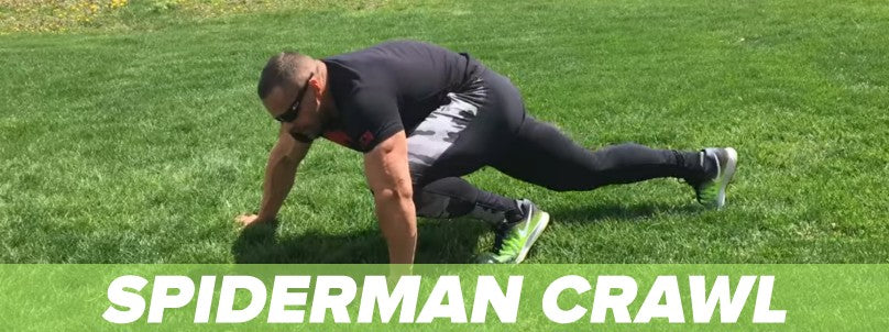 Spiderman Crawl Exercise | Benefits, and How to Perform