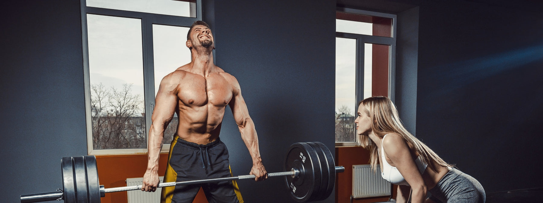 10 Commandments of Bodybuilding - Thou Shalt Make Gainz!