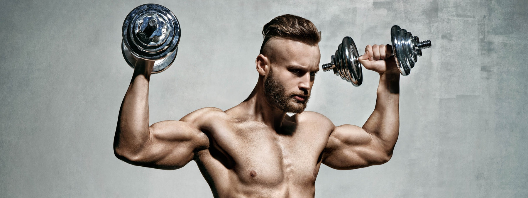 Get Bigger, Faster - 3 Steps to Better Shoulder Workouts
