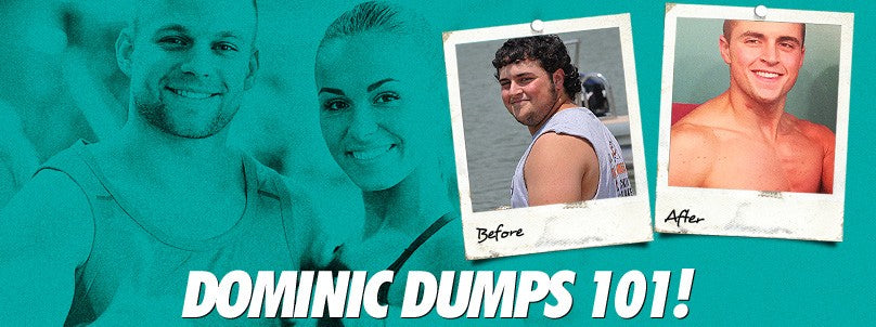 Transformation: Dominic Savio Dumps 101 Pounds!