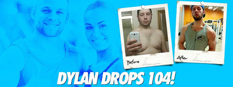 Transformation: Dylan Meredyk Drops 104 Pounds!