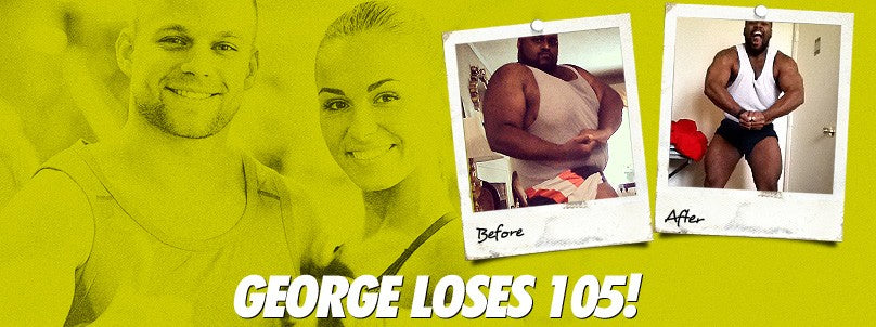 Transformation: George Mickles Smashes a 105 Pound Loss!