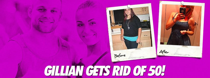 Transformation: Gillian SanFilippo Gets Rid of 50 Pounds!