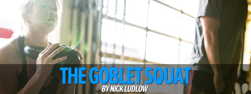 How to Perform the Goblet Squat