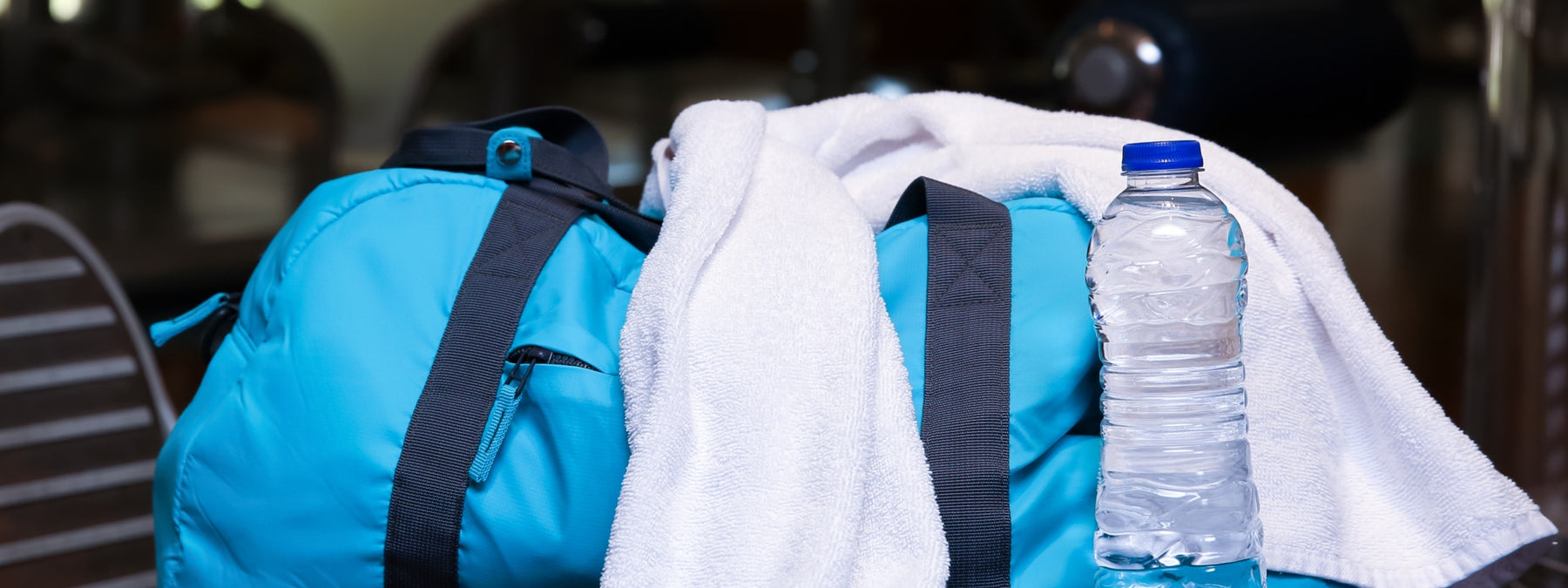 Name Something You Must Have in Your Gym Bag? (Poll)
