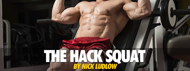How to Perform the Hack Squat Machine