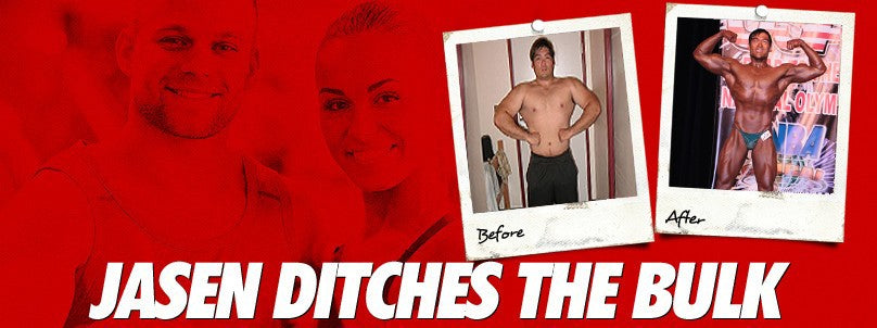 Transformation: Jasen Ono Ditches the Dirty Bulk