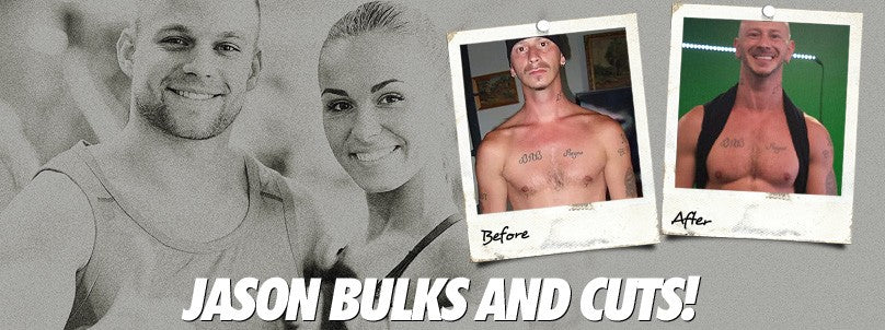 Transformation: Jason Briggs Bulks & Cuts Into a New Body