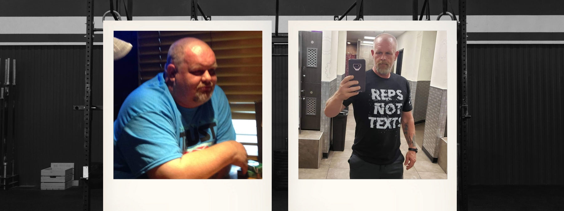 John Jorgensen Drops 217 Pounds and Several Medications!