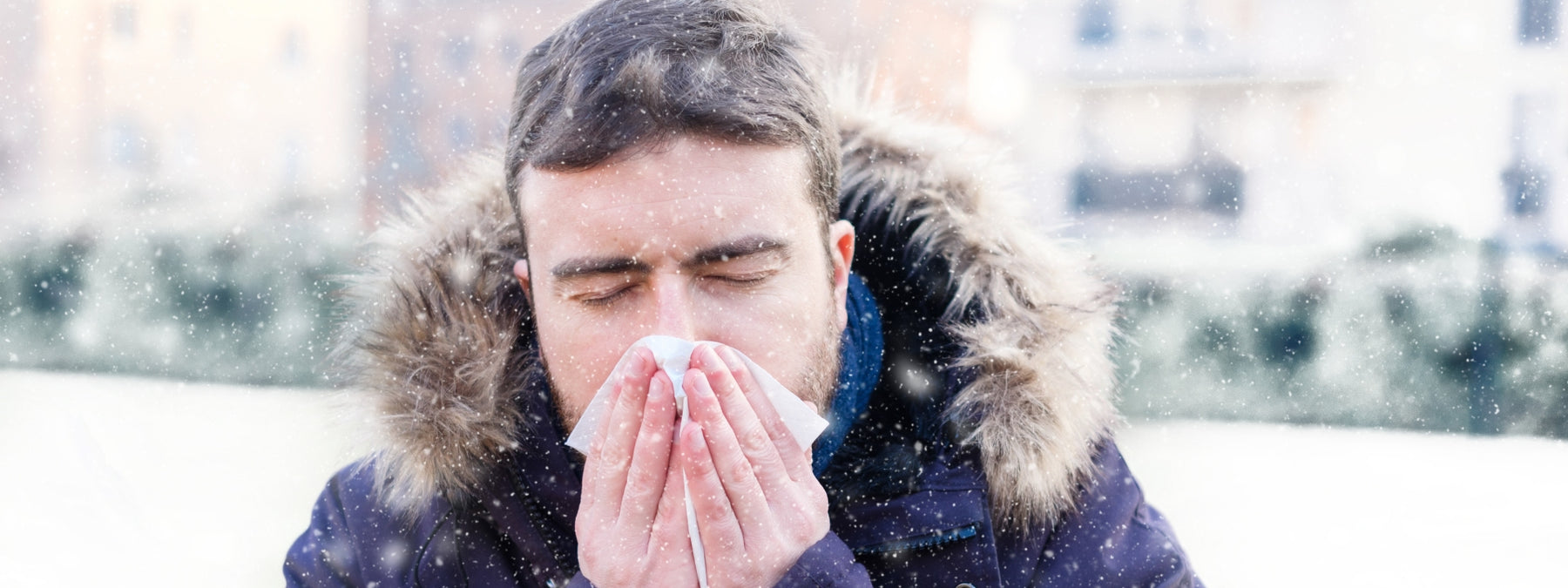 Fight Flu Season by Buying a Box of Used Tissues?