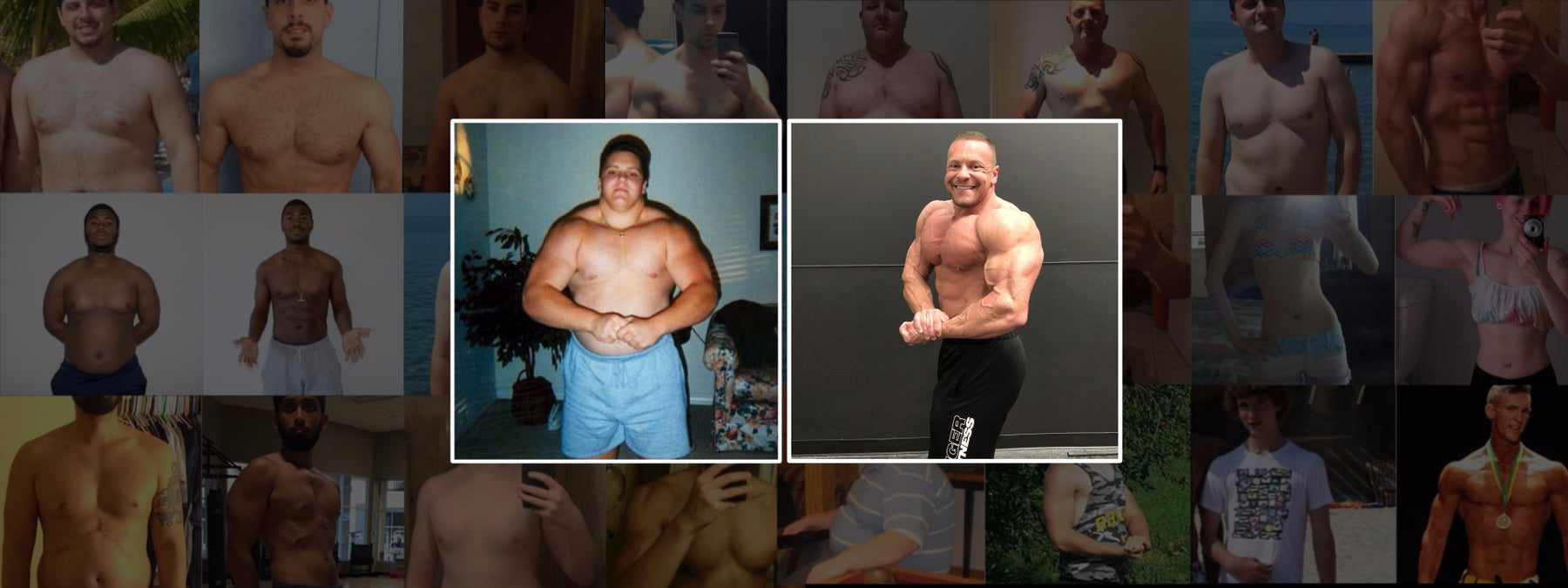 "Transformation: Marc ""The Machine"" Lobliner Goes From Balloon to Boom!"